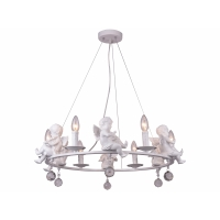 Люстра ARTE LAMP A4288LM-6WH