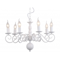 Люстра ARTE LAMP A1129LM-7WH