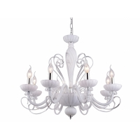 Люстра ARTE LAMP A7195LM-8WH
