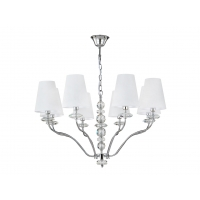 Люстра Crystal Lux ARMANDO SP8 CHROME