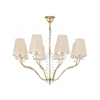 Люстра Crystal Lux ARMANDO SP8 GOLD