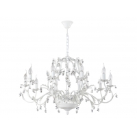 Люстра Crystal Lux CRISTINA SP10 WHITE
