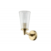 Бра Crystal Lux LAURA AP1 BRONZE