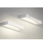 Бра Crystal Lux CLT 028W700 WH LED