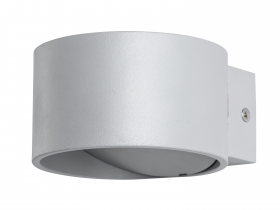 Бра ARTE LAMP A1417AP-1GY LED