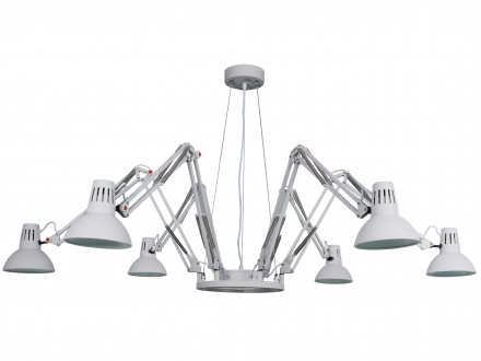 Люстра ARTE LAMP A2043SP-6WH