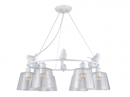 Люстра ARTE LAMP A4289LM-6WH