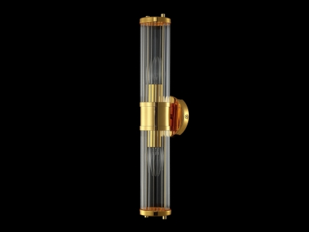Бра Crystal Lux SANCHO AP2 GOLD